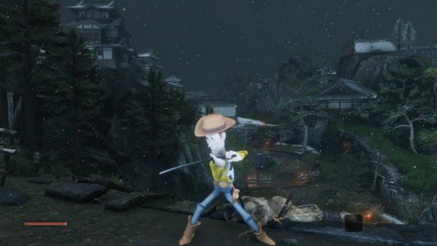 Nhân vật chính của Toy Story bất ngờ đóng vai người hùng trong Sekiro: Shadow Die Twice - Ảnh 3.