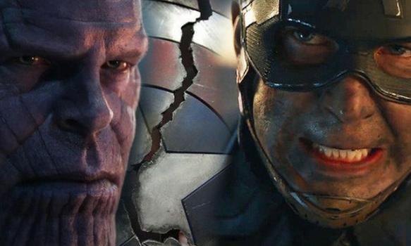 Hạt sạn gây sốc: Khiên của Captain America vừa bị Thanos chém nát đã tự phục hồi ngay trong Avengers: Endgame - Ảnh 2.