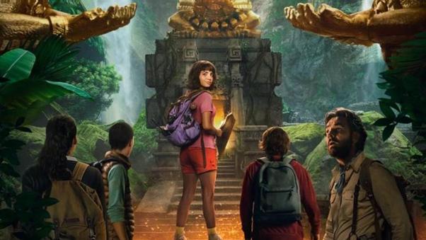 Những lý do khiến Dora Và Thành Phố Vàng Mất Tích xứng đáng là bộ phim gia đình đáng xem nhất tháng 8 - Ảnh 1.