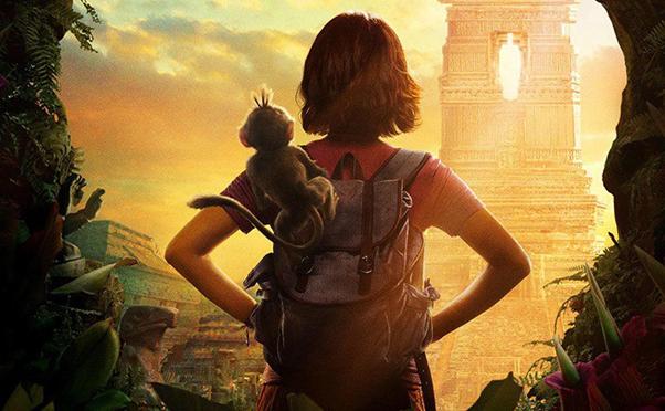Những lý do khiến Dora Và Thành Phố Vàng Mất Tích xứng đáng là bộ phim gia đình đáng xem nhất tháng 8 - Ảnh 3.