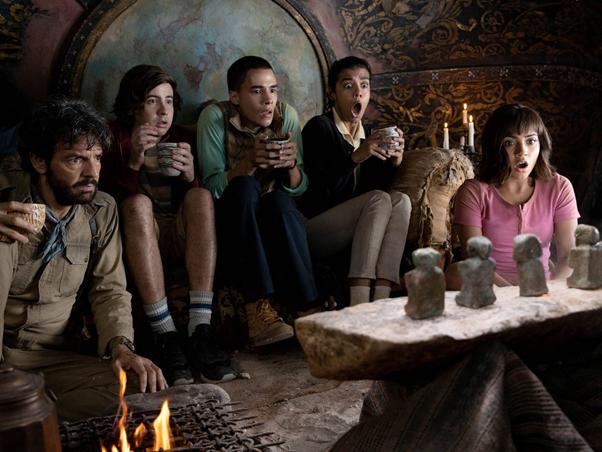 Những lý do khiến Dora Và Thành Phố Vàng Mất Tích xứng đáng là bộ phim gia đình đáng xem nhất tháng 8 - Ảnh 6.