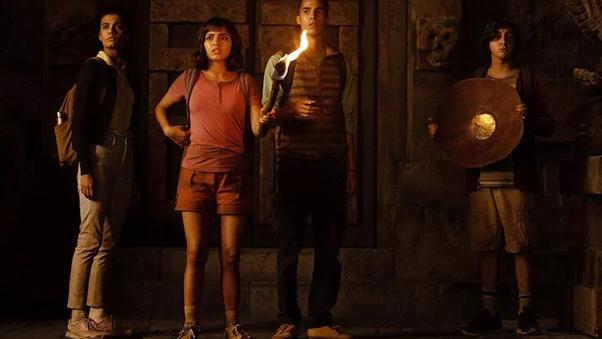 Những lý do khiến Dora Và Thành Phố Vàng Mất Tích xứng đáng là bộ phim gia đình đáng xem nhất tháng 8 - Ảnh 7.