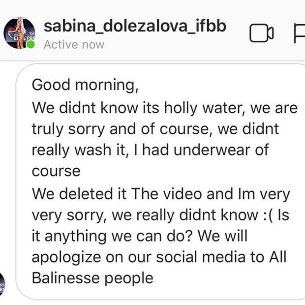 Dùng nước thiêng ở ngôi đền nổi tiếng Bali để… rửa mông, cặp người mẫu nhận chỉ trích gay gắt từ cộng đồng mạng - Ảnh 15.