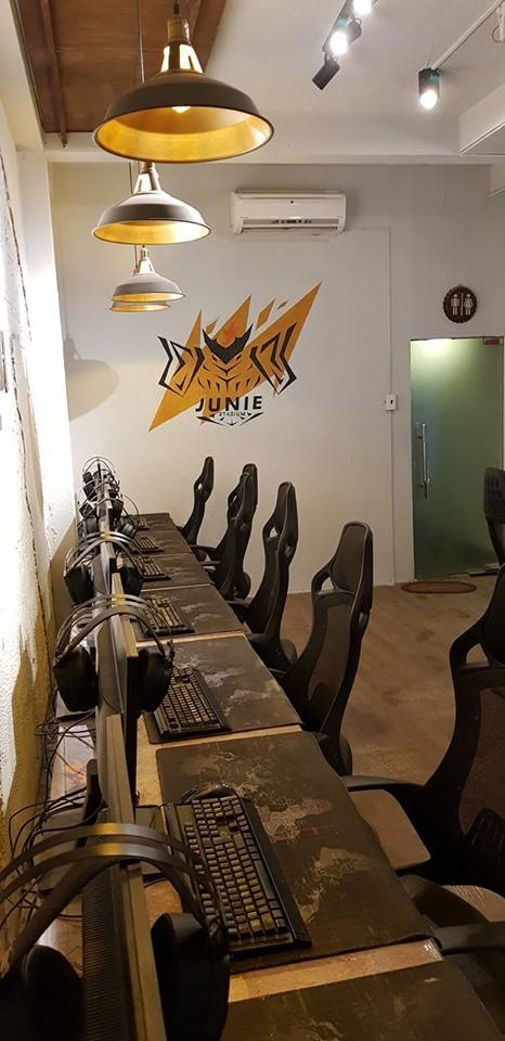 Game thủ LMHT kỳ cựu Junie mới tiếp bước đàn anh QTV, KOW mở cyber game hàng khủng 10 tỷ đồng - Ảnh 5.