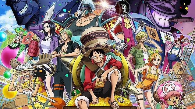 Chất như Nhật Bản, từ mì với hành cho ra một trailer quảng bá One Piece Stampede cực đỉnh - Ảnh 1.