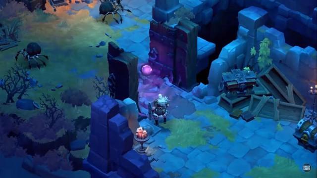 4 tựa game mobile nhập vai đánh theo lượt cực chất mới ra mắt thị trường - Ảnh 3.