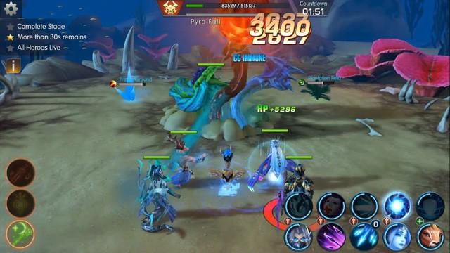 4 tựa game mobile nhập vai đánh theo lượt cực chất mới ra mắt thị trường - Ảnh 16.