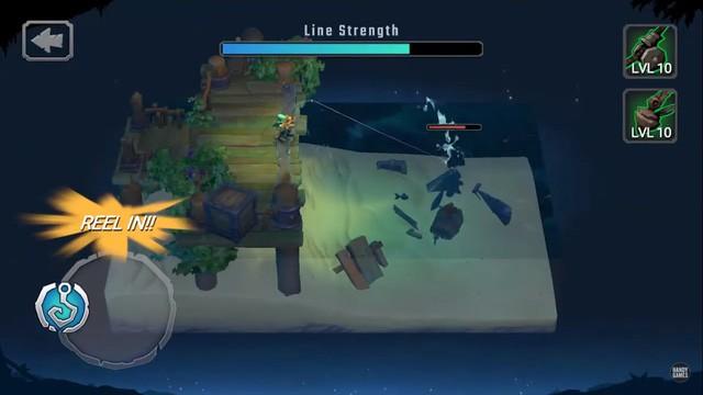 4 tựa game mobile nhập vai đánh theo lượt cực chất mới ra mắt thị trường - Ảnh 5.