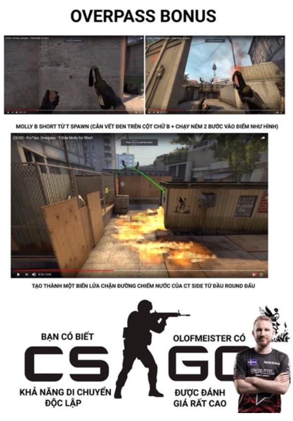 Chất chơi game thủ Việt: Soạn hẳn giáo trình bắn CS:GO như cao thủ để đem bán trên Shopee - Ảnh 4.