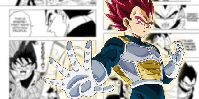 Spoiler Dragon Ball Super 51: Vegeta đến hành tinh Yardrat học dịch chuyển tức thời và đụng độ Freeza đại đế - Ảnh 3.