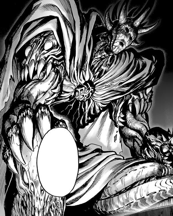 Đâu là con quái vật bá nhất bộ truyện One Punch Man? - Ảnh 1.