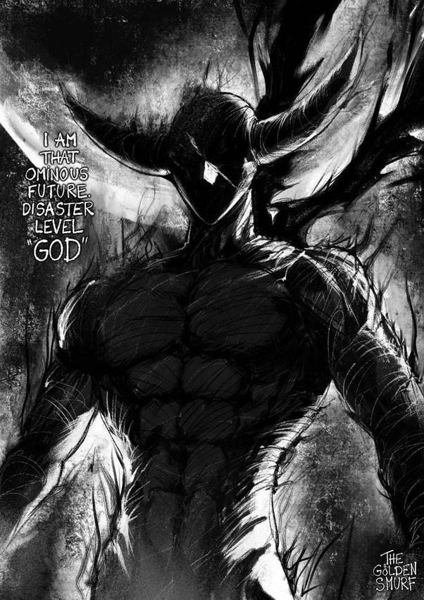 Đâu là con quái vật bá nhất bộ truyện One Punch Man? - Ảnh 3.
