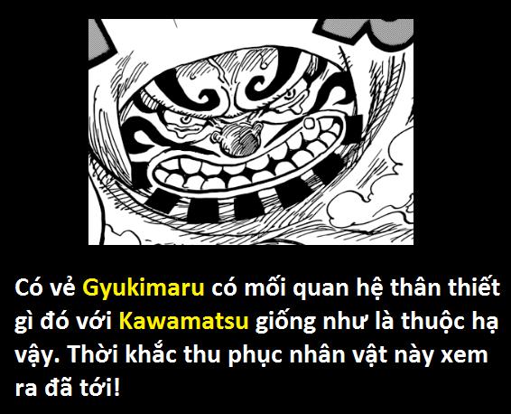 One Piece: Gyukimaru sẽ sớm bị Zoro thu phục... để cung cấp vũ khí cho quân phản loạn - Ảnh 14.