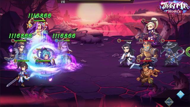 Trải nghiệm Thần Ma Mobile - Món ăn lạ từ game thẻ tướng - Ảnh 3.