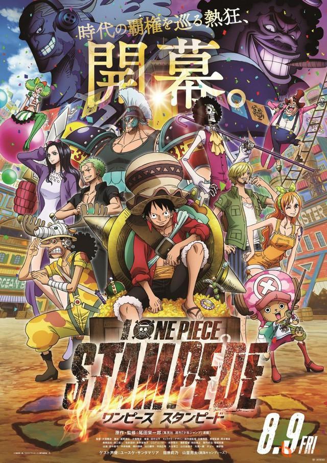 Movie One Piece Stampede hé lộ nhiều chi tiết quan trọng, mang đến một khía cạnh mới về Trái Ác Quỷ cùng kho báu của Vua Hải Tặc - Ảnh 1.