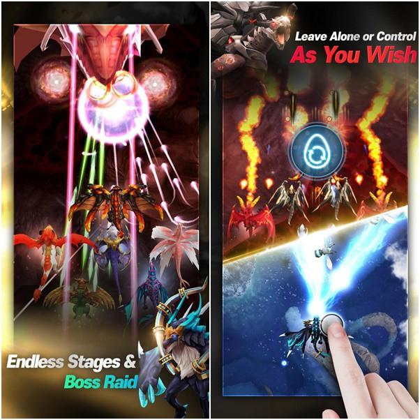 DragonSky: Idle & Merge - Game mobile idle RPG với bối cảnh đại chiến Rồng cực thú vị - Ảnh 3.