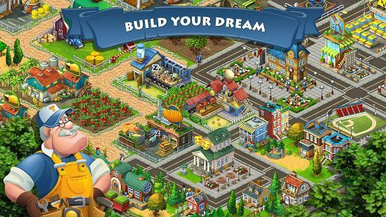 Trải nghiệm Township - Game xây dựng thành phố mới lạ - Ảnh 4.