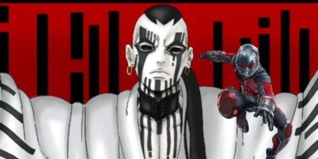 Boruto: Jigen bật chế độ mới phóng to thu nhỏ như siêu anh hùng Ant-Man - Ảnh 4.