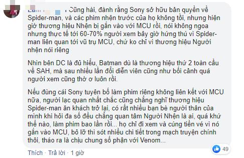 Người hâm mộ Marvel tức giận vì Spider Man có thể sắp phải chia tay MCU - Ảnh 4.
