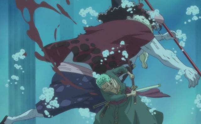One Piece: Râu Đen và 12 kẻ thù của Luffy nếu đụng độ với Zoro thì chuyện gì sẽ xảy ra (Phần 2) - Ảnh 2.