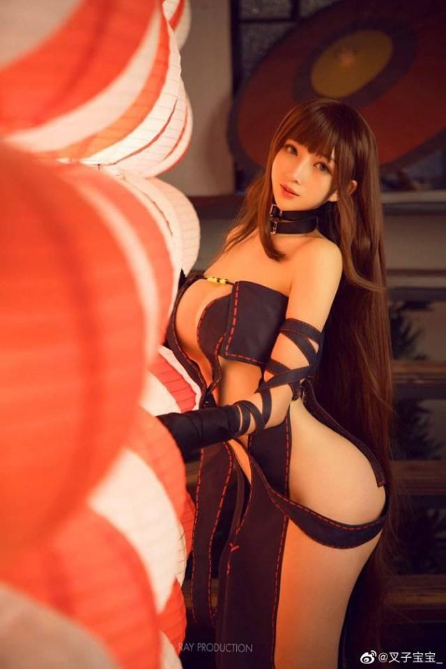 Xịt máu mũi khi ngắm nhìn nàng Ngu Cơ với tạo hình quá nóng bỏng trong Fate/Grand Order - Ảnh 1.