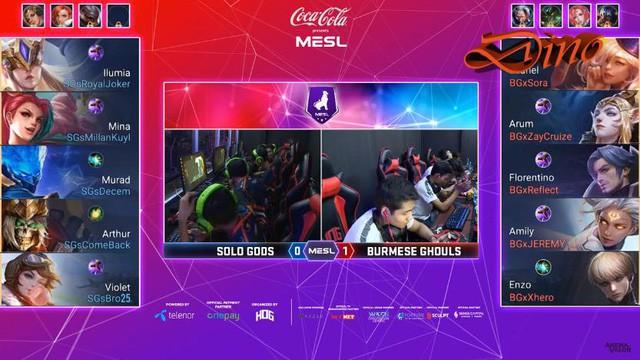 Liên Quân Mobile: Cả 7 đối thủ của Mocha ZD Esports ở SEA Games toàn đội làng nhàng, thậm chí vô danh - Ảnh 9.