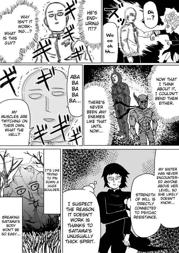 One Punch Man: Tatsumaki có thể dùng sức mạnh của mình để khống chế Saitama không? - Ảnh 3.