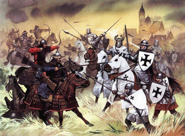 Nếu không có cơn đau tim này, có lẽ bây giờ cả Châu Âu đã phải nói tiếng… Mông Cổ - Ảnh 3.