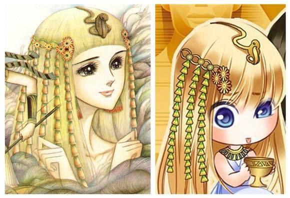 Manhua Sủng phi của Pharaoh đạo nhái Nữ hoàng Ai Cập: Điều gì khiến fan Việt bức xúc đến thế? - Ảnh 4.