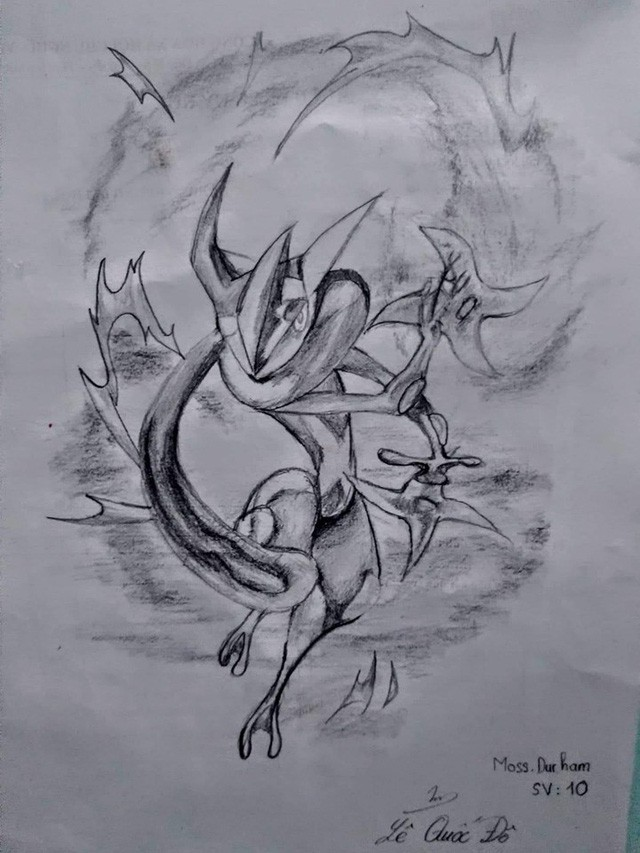 Sau khi được nhân cách hóa, đây chính là 4 Pokemon vừa sexy bốc lửa, vừa nguy hiểm chết người - Ảnh 11.
