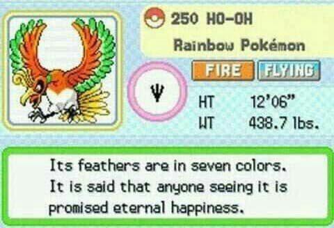 Đừng chê bai Ho-oh nữa, nó không phải Pokemon huyền thoại phế nhất như bạn tưởng đâu! - Ảnh 6.