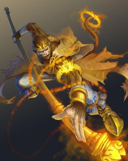 Tây Du Ký: Danh tính 5 nhân vật khiến Tề Thiên Đại Thánh tình nguyện nhận làm đại ca - Ảnh 3.