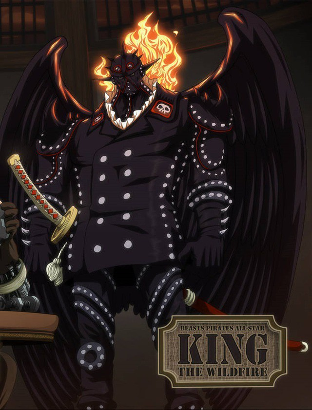 One Piece: King Hỏa Hoạn thuộc chủng tộc hiếm nào mà lại khiến Big Mom khao khát đến thế? - Ảnh 3.