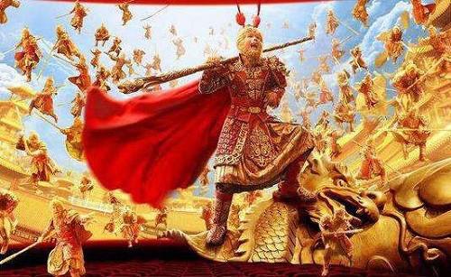Tây Du Ký: Bốn chiến thần mạnh mẽ đại diện cho Phật, Tiên, Ma, Nhân - Ảnh 1.