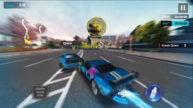 4 tựa game đua xe cực bánh cuốn sẽ khiến mọi người ngồi lắc điện thoại cả ngày - Ảnh 3.