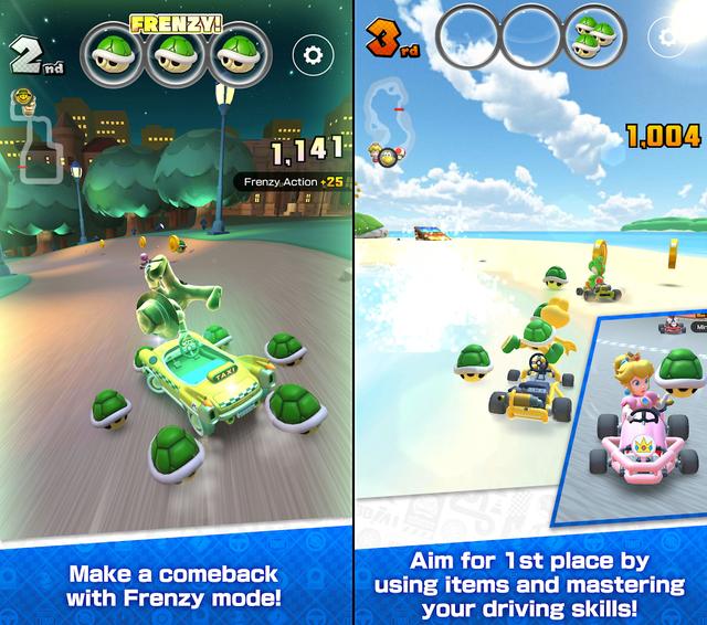 4 tựa game đua xe cực bánh cuốn sẽ khiến mọi người ngồi lắc điện thoại cả ngày - Ảnh 10.