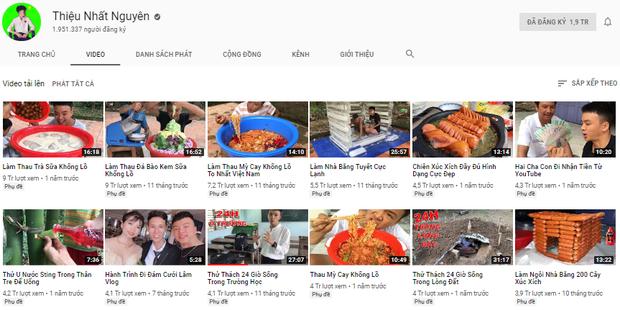 5 kênh du lịch - ẩm thực hot nhất miền Tây: Khoai Lang Thang sắp đạt nút vàng, một YouTuber trẻ tuổi khác đã làm được điều đó từ lâu - Ảnh 20.