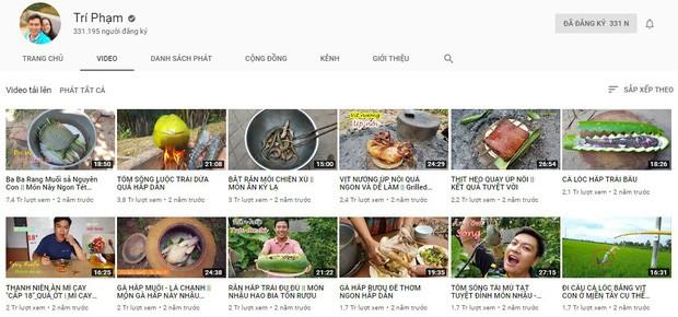 5 kênh du lịch - ẩm thực hot nhất miền Tây: Khoai Lang Thang sắp đạt nút vàng, một YouTuber trẻ tuổi khác đã làm được điều đó từ lâu - Ảnh 45.