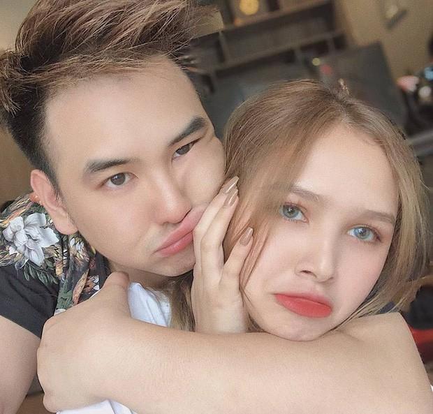 Những couple chú - cháu siêu đáng yêu: Đỉnh nhất là streamer giàu nhất Việt Nam Xemesis, hơn bạn gái tận 13 tuổi! - Ảnh 4.