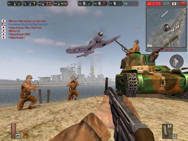 8 tựa game xuất sắc nhất lịch sử lấy đề tài Thế chiến thứ 2 - Ảnh 7.