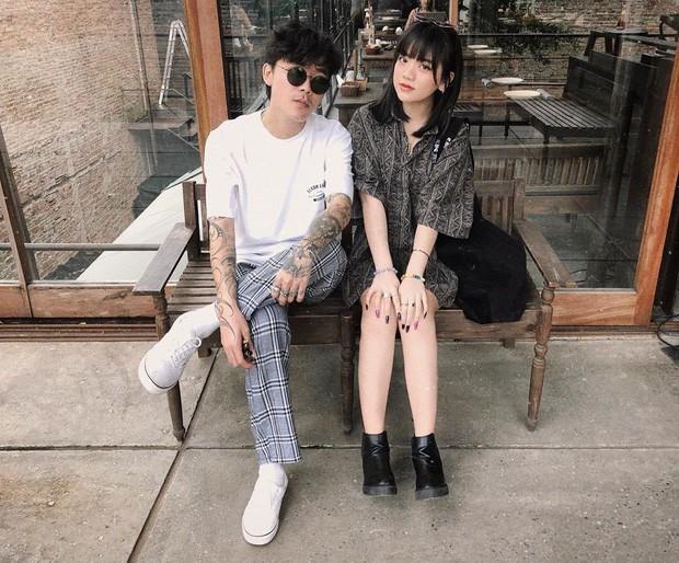 Những couple chú - cháu siêu đáng yêu: Đỉnh nhất là streamer giàu nhất Việt Nam Xemesis, hơn bạn gái tận 13 tuổi! - Ảnh 7.