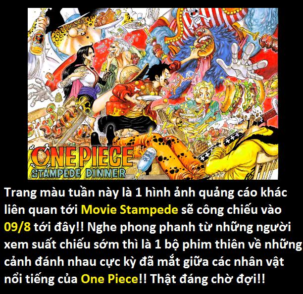 One Piece 951: Dù được Kaido thiện chí tiếp đãi... Big Mom vẫn định câu dụ thành viên mạnh nhất của băng Bách Thú - Ảnh 1.