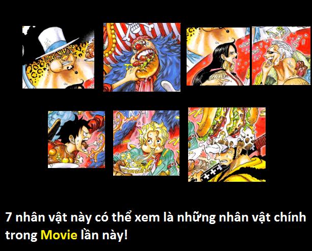 One Piece 951: Dù được Kaido thiện chí tiếp đãi... Big Mom vẫn định câu dụ thành viên mạnh nhất của băng Bách Thú - Ảnh 2.