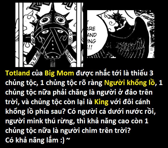 One Piece 951: Dù được Kaido thiện chí tiếp đãi... Big Mom vẫn định câu dụ thành viên mạnh nhất của băng Bách Thú - Ảnh 15.