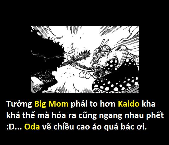 One Piece 951: Dù được Kaido thiện chí tiếp đãi... Big Mom vẫn định câu dụ thành viên mạnh nhất của băng Bách Thú - Ảnh 18.