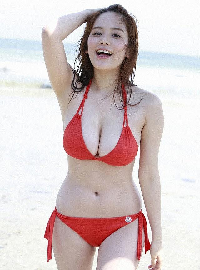 Chảy máu mũi với gái xinh được khao khát nhất Nhật Bản: Sở hữu số đo 3 vòng 89-60-85 và từng bị sàm sỡ ngay trên sóng - Ảnh 27.