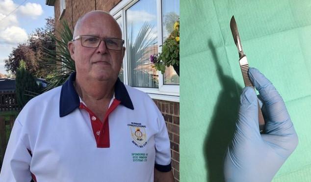 Tận cùng của ngang trái: Đi tiêm botox, cụ ông 70 tuổi bị bác sĩ cắt nhầm bao quy đầu - Ảnh 2.