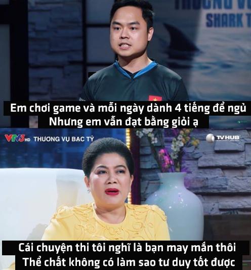 Gay gắt và dị ứng với game, Shark Liên khiến cộng đồng game thủ Việt tự ái - Ảnh 2.