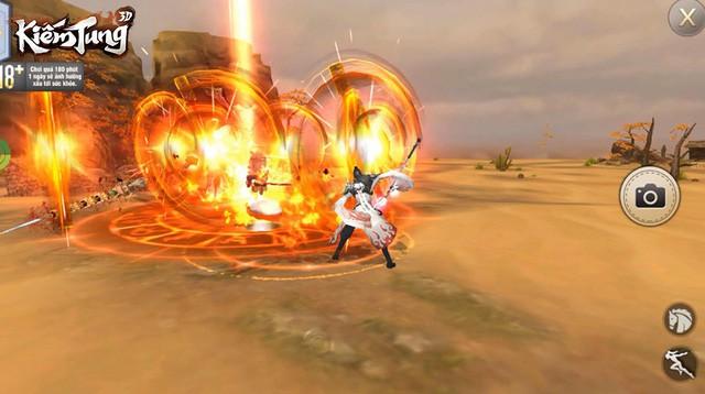 1000 hiệp phang Boss: Dành cả thanh xuân đi test nhân phẩm cùng Kiếm Tung 3D! - Ảnh 8.