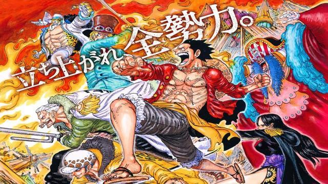 One Piece Stampede cán mốc doanh thu 5 tỷ yên sau 1 tháng công chiếu khiến các fan choáng váng - Ảnh 2.